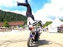 BMW Motorrad Days. Motorräder, Action und Partystimmung in Garmisch-Partenkirchen.