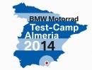 BMW Motorrad Test-Camp Almeria 2014