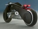 BMW Motorrad Vision Next 100, great Escape. Dieses Fahrzeug gibt es schon