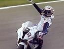 BMW-Motorsport feiert 1 Sieg in der Superbike-WM 2012 (Donington, England)