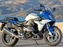 BMW R 1200 RS - Sporttourer Reisen und Sport 2015 - Intermot