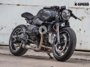 BMW RnineT Pure- CafeRacer Umbau by Eak K-Speed Customs