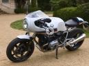 BMW R nineT Racer - Cafe Racer mit moderner Technik
