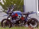 BMW R nineT Umbauten (BikePorn) von Wunderlich by Jens Kuck