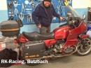 BMW R100RT: Hüahh-Fahrwerk ultrakomfortabel ausgelutscht