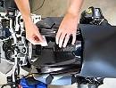 BMW R1200 GS Tankschutzfolien von Metisse