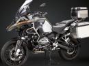 BMW R1200GS Adventure Studio-Impressionen TOURENFAHRER