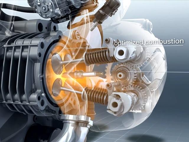 Triple R Motors >> BMW R1200GS inside: Geile 3D Animation des wassergekühlten Boxermotor