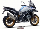 BMW R1200GS mit SC-Project Adventure Exhaust - Soundcheck