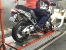 BMW R1200GS Tuning Leistungsmessung 122PS MKM Bikes