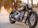 BMW R5 Hommage - Custom trifft Heritage