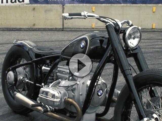 Bmw R5 Hommage Prasentation Auf Den Bmw Motorrad Days In Garmisch 2016