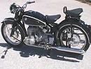 BMW R51/3 Bj.: 1954 bildschön restauriert - SO lief die NICHT vom Band!
