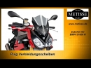 BMW S1000R Zubehör von Metisse NEU!