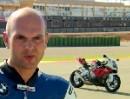 BMW S1000RR 2012 - Projektleiter Rudolf Schneider erläutert die Verbesserungen