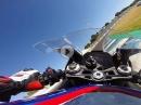 BMW S1000RR (2019) onboard Lap Jerez, Bridgestone S22 by MCN