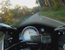 BMW S1000RR goes wild high speed auf der Landstrasse