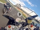 BMW S1000RR Hockenheimring onboard Lap