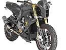 BMW S1000RR MadMax - Brachial Motorrad mit Stollenreifen - Macho Macho