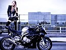 BMW S1000RR - Making Of Break the Silence - Shooting