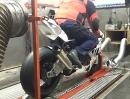 BMW S1000RR Tuning Leistungsmessung 213,3 PS MKM Bikes