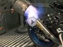 BMW S1000RR & Arrow Exhaust - Alpha Racings lautes Projekt in stillen Zeiten