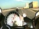 BMW S1000RR vs. Aprilia RSV4 in Valencia