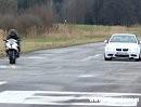 BMW S1000RR vs BMW M3
