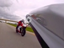 BMW S1000RR vs. Ducati V4 Speciale - Was geht? Half Mile Run