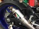 BMW S1000RR vs. Yamaha R1 Crossplane - Austinracing GP2R