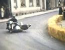 BMW Seitenwagen Rennen 500 RS 1955 mit Wilhelm Noll und Fritz Cron