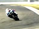 BMW Superbike-Team: Tracktest S1000RR mit Marco Melandri Leon Haslam