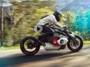 BMW Vision DC Roadster - Die elektrische Erweckung des Boxermotors