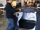 BMW Zelt blitzschnell aufgebaut - sehr geile Idee für 125,-