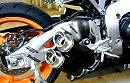 Bodis Slipon mit DB Killer - Honda Fireblade SC59 CBR1000RR