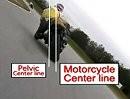 Körperhaltung, Blickführung auf der Rennstrecke. Top für jeden Racer! So geht es richtig!