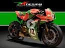 Bodykit für Ducati Monster von S4R Tex