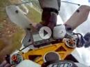 Böser Crash Rijeka: Innencurb, Außencurb - Überschlag - Honda CBR1000Rr