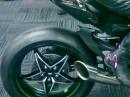 Böser Kompressor Sound auf die Ohren! Kawasaki Ninja H2R - Zornig