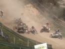 Böser Massen Crash beim Motocross de Castelnau de Levis