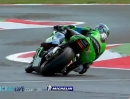 Bol d'Or 2013 Pole Position Highlights. Pole Kawasaki SRC #11