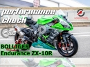 Bolliger Endurance Kawasaki ZX10R in Almeria - Vorstellung, Testride von Asphalt Süchtig