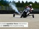 Bosch Jet Thruster - Seitendüse soll Sturz verhindern!?