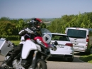 Bosch Motorrad-zu-Fahrzeug-Kommunikation