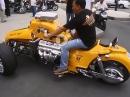 Boss Hoss V8 Brimstone Trike - fettes Dreirad