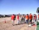Boxenstopp im Dreck - Baja 500 2008