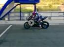 Boxen auf laut! Yamaha YZF R1 - Michael van der Mark - VierzylinderPorn