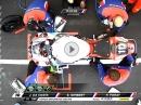 Boxenstopp Honda beim Bol d'Or 2016: Bremsen, Reifen, tanken - Bäämm