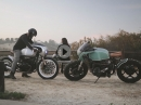 Boxer Power: BMW R100RT & BMW R100RS Cafe Racer by Upcycle Garage