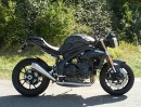 brab brab brab - Triumph Speed Triple mit Zard 3in1 Auspuffanlage